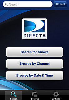 Program Your DirecTV With Your iPhone