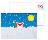 Google Holiday Postcards