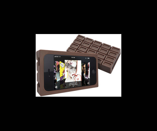 Chocolate Bar iPhone Case ($15)