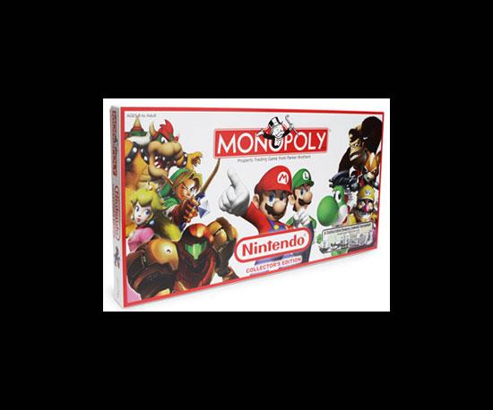 Nintendo Monopoly ($35)