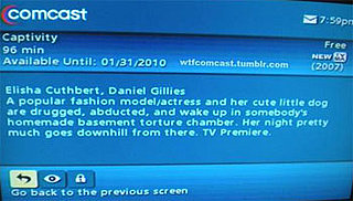 WTFComcast Shows Silly Movie Descriptions From Comcast's On-Demand Service