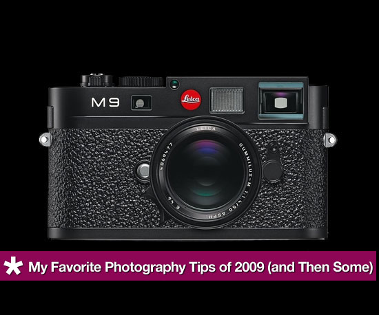 Photography Tips From 2009 and Beyond