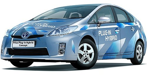 Daily Tech: Toyota's Plug-In Hybrid Prius Coming 2011