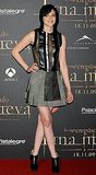 Kristen Stewart New Moon Premiere Balenciaga Dress 2009-11-12 14:34:36