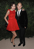 Alexa Chung and Jason Wu