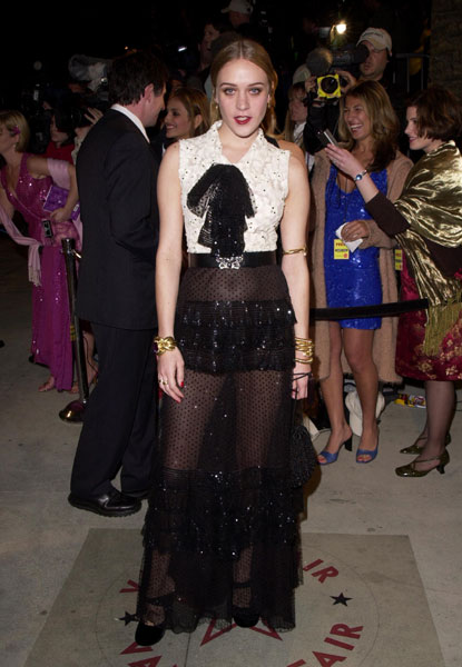 2001, Vanity Fair Oscar Party