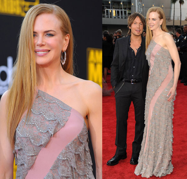 2009 American Music Awards: Nicole Kidman