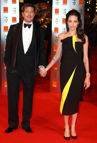 Brad Pitt and Angelina Jolie Design Snake Jewelry