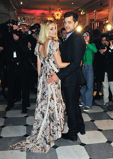 Power Couple: Diane Kruger and Joshua Jackson