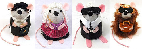 Designer Mice Stuffed Animals