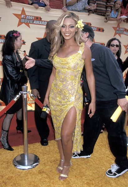 2001, MTV Movie Awards