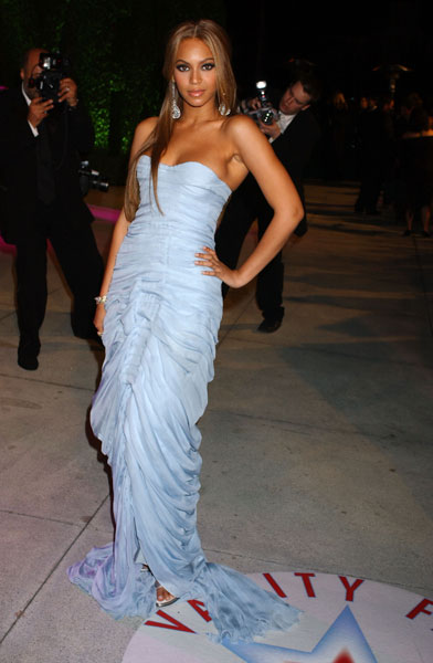 2005, Vanity Fair Oscar Party