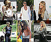 Stylish and Pregnant Celebrity Mothers