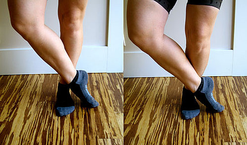 Simple Stretch For the Top of the Foot, Ankle, and Shin