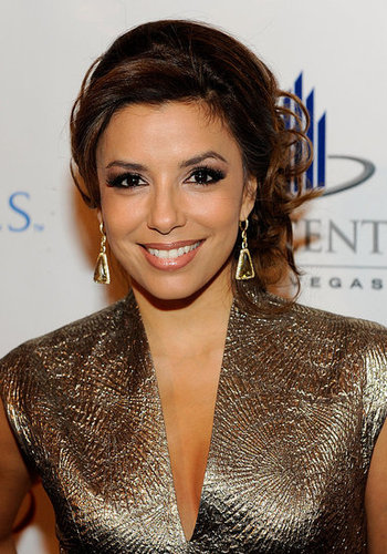 Eva Longoria Talks About Her Food Vices