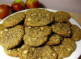 Apple Oatmeal Flax Cookies