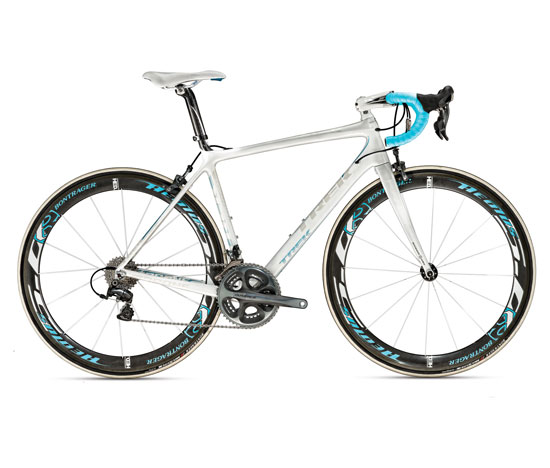 Sweet Ride: Trek WSD Madone 6.9