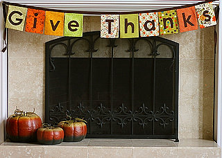 Do You Hang a Thanksgiving Banner?