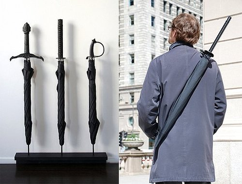 Love It or Hate It? Samurai Umbrella