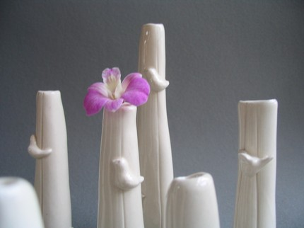 Etsy Finds: Porcelain Vases