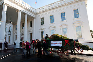 Guess Who's Decorating the White House?