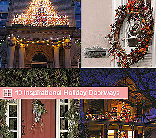 10 Inspirational Holiday Doorways