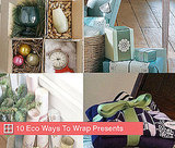 10 Eco Ways to Wrap Presents