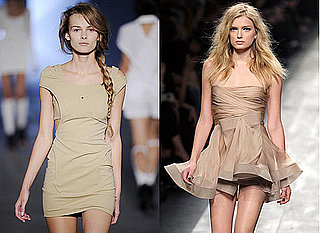 Photos of Nudes, Neutrals on the Spring 2010 Catwalks