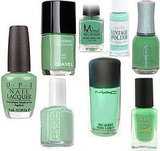 Which Green Nail Varnish Do You Covet?
