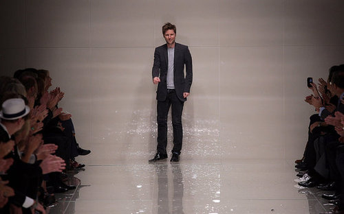 Christopher Bailey Wins Designer of the Year at the 2009 British Fashion Awards