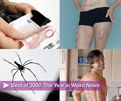 Biggest Headlines of 2009: The Year in Weird News
