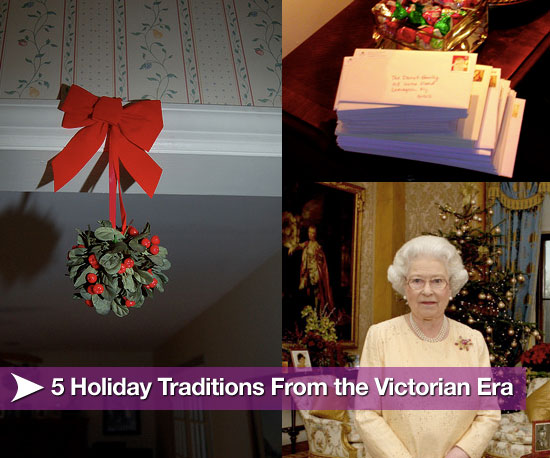 5 Holiday Traditions From the Victorian Era  