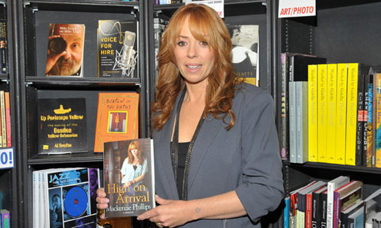 Mackenzie Phillips Drops Incest Bomb