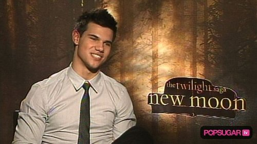 Video of Taylor Lautner 2009-11-13 10:07:12