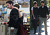 Photos of Shia LaBeouf and Carey Mulligan Shopping For Art Supplies in LA