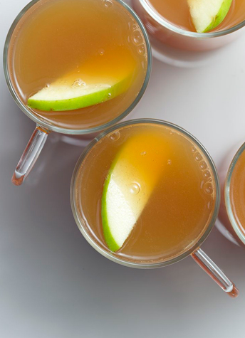 Mulled Cider With Calvados Apple Brandy Recipe