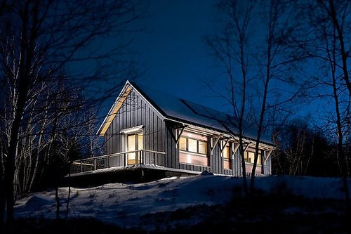Casa Verde: BrightBuilt Barn Both Beautiful and Resourceful