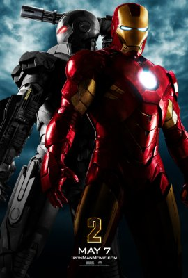 Watch Trailer For Iron Man 2 Starring Robert Downey Jr, Scarlett Johansson, Gwyneth Paltrow