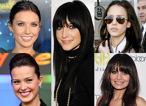 Celebrity Hair Colour, Jessica Alba Hair, Nicole Richie Hair, Petra Nemcova Hair, Audrina Patridge Hair