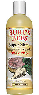 Reader Review of the Day: Burt's Bees Super Shiny Grapefruit and Sugar Beet Shampoo
