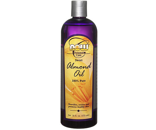 I'm Substituting Sweet Almond Oil For . . .