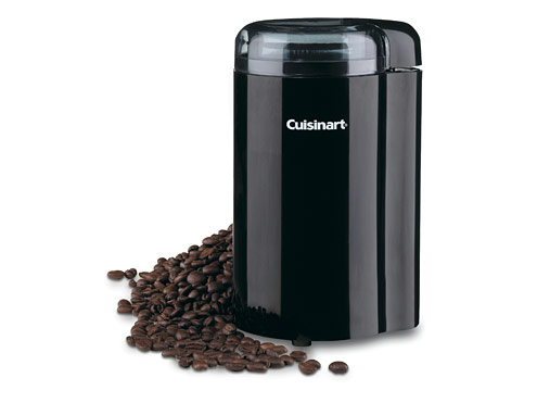 Cuisinart Black Coffee Grinder