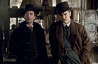 Movie Review of Sherlock Holmes Directed by Guy Ritchie and Starring Robert Downey Jr. and Jude Law 2009-12-24 11:42:15