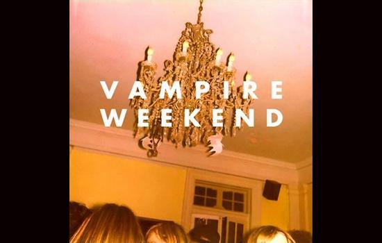 Vampire Weekend, <b>Vampire Weekend</b>
