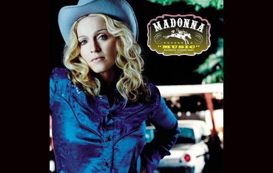 Madonna, <b>Music</b>