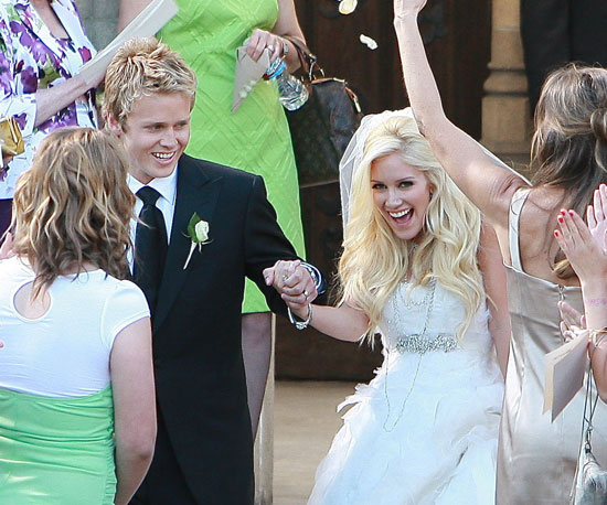 Celebrity Weddings of 2009!