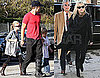 Photos of Reese Witherspoon in NYC Without Jake Gyllenhaal; Ryan Phillippe in LA With Ava and Deacon