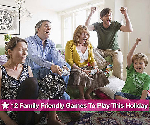 Play One of These 12 Games With Your Family Over the Holidays