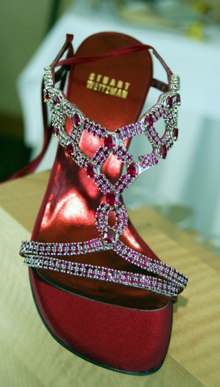 2010 Oscars Will Not Have Stuart Weitzman's Million Dollar Shoe Due to Weak Economy