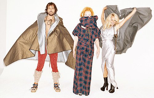 Vivienne Westwood Announces Denim Collaboration With Lee Jeans 2009-12-21 11:00:08